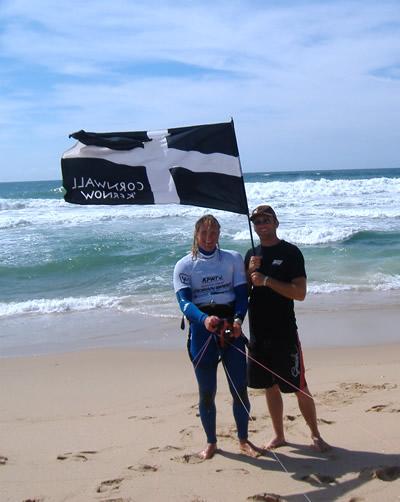 Will Bennet 4th KPWT Portugal
