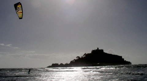 Marazion photo courtesy of www.oceanhigh.co.uk